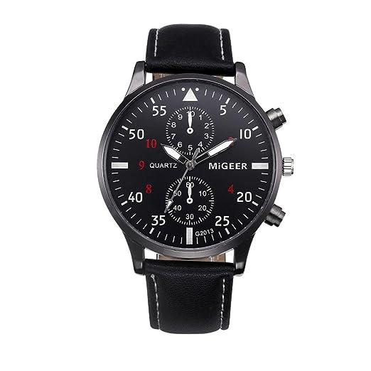693334942fff Zarupeng Reloj de Moda