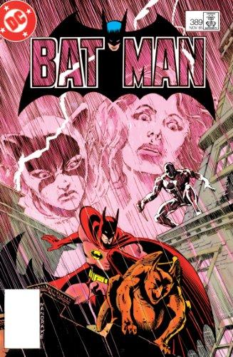 Batman (1940-2011) #389