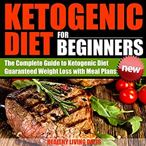 Ketogenic Diet for Beginners Audiobook