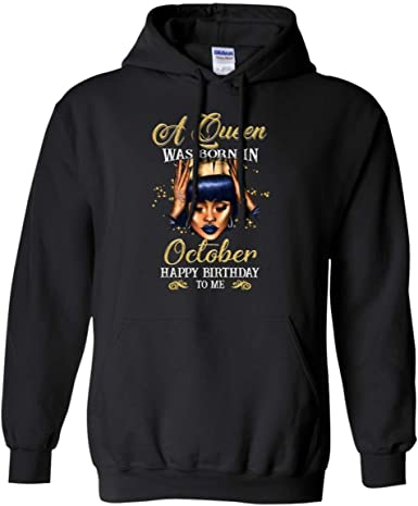 Birthday Gift for Mother Women Sweatshirt The Best Moms are Born in October