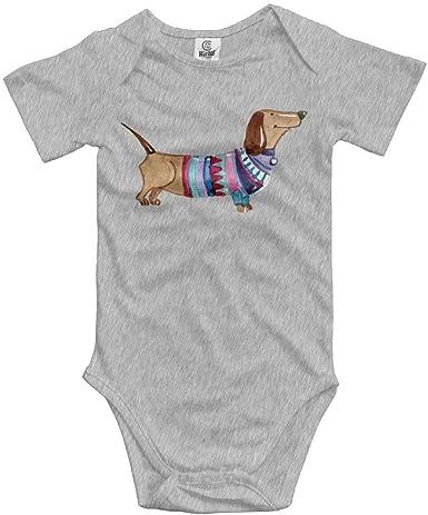 LIU&BAG Pelele de bebé para Escalada con diseño de Perro ...