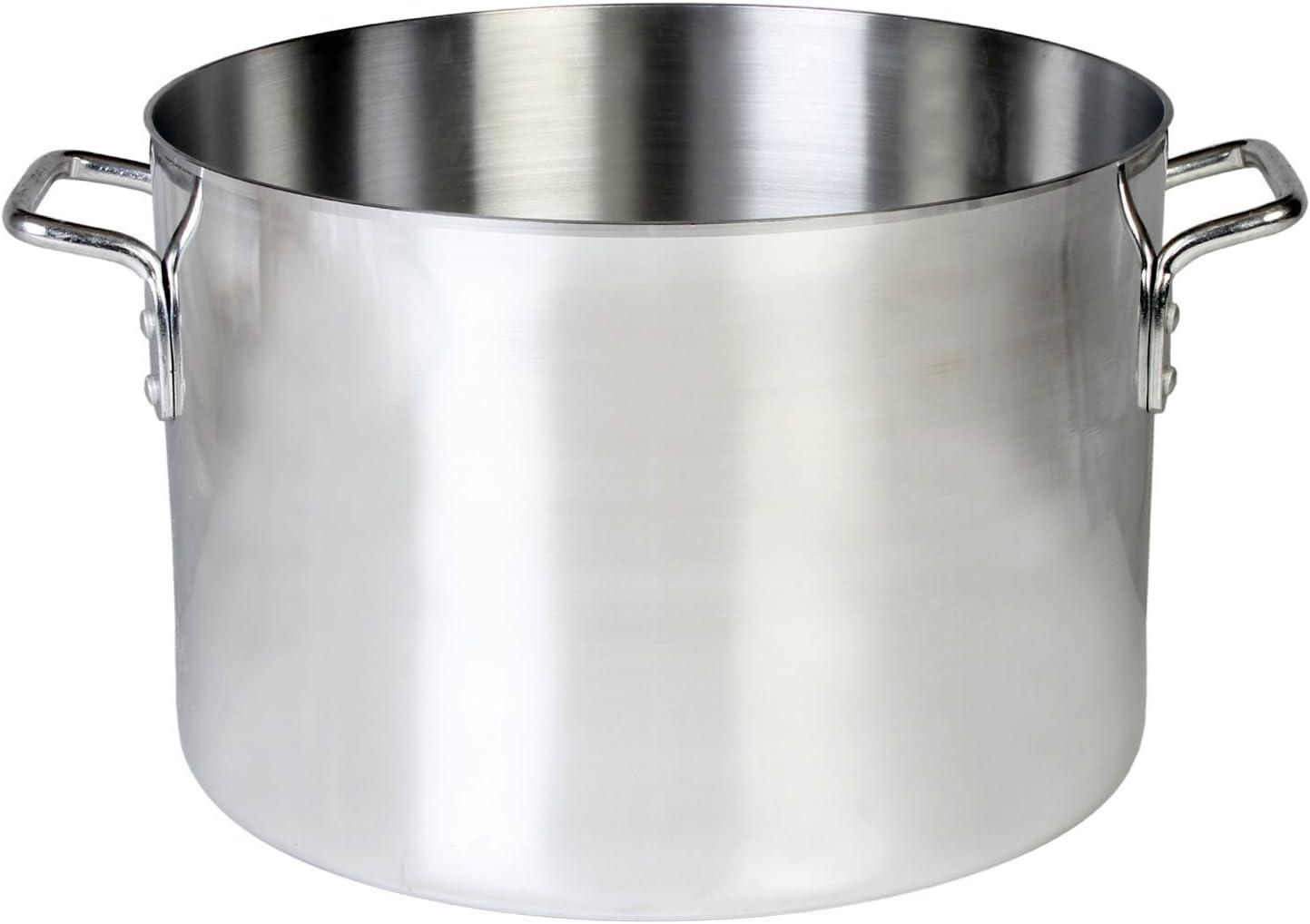 Thunder Group 60 Quart Aluminum Sauce Pot