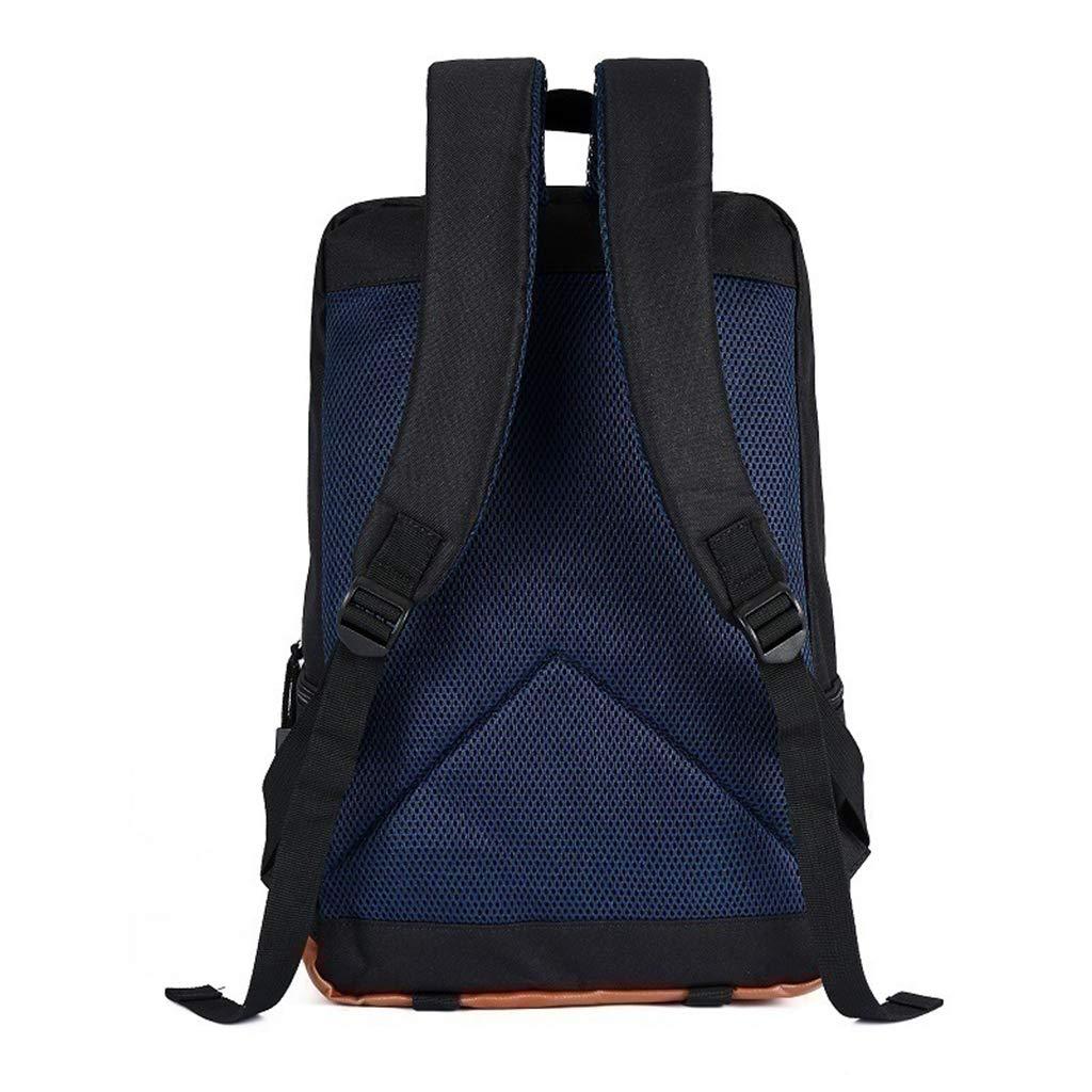 Backpack Harry Potter Sac /à Dos Hommes Et Femmes Couple Sac /à Dos Forfait Voyage Paquet Ordinateur Sac D/école Dark Blue
