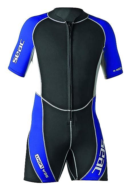 cc7a23f212 Buy Wetsuit  SEAC Ciao Men s Shorty Wetsuit