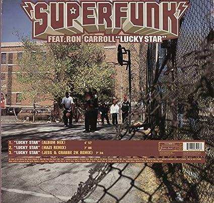 Lucky Star: Ron Carroll, Superfunk: Amazon.es: Música