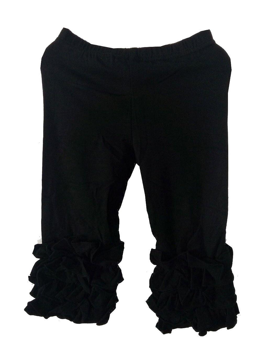 生まれのブランドで Fashion Baby ベビーガールズ PANTS ベビーガールズ M#3-4Year Fashion ブラック ブラック B01NCJDQBP, ヒロシマシ:c1f9bf7f --- a0267596.xsph.ru