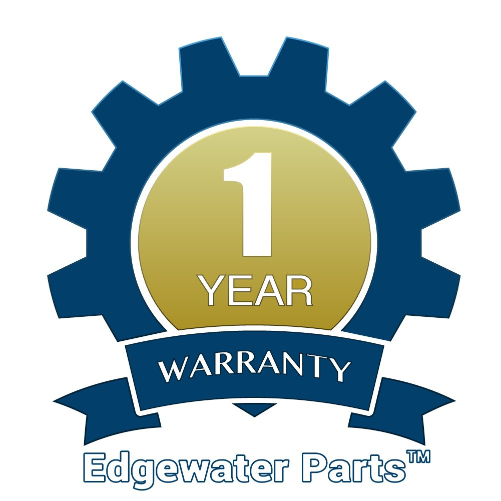 Edgewater Parts CD45+5X440R Round Dual Run Capacitor 45 + 5 MFD x 440V