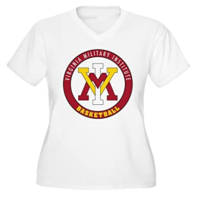 a0108d3119c Image Unavailable. Image not available for. Color  CafePress VMI Virginia  Military Institute Cadets Plus Size T - Women s ...
