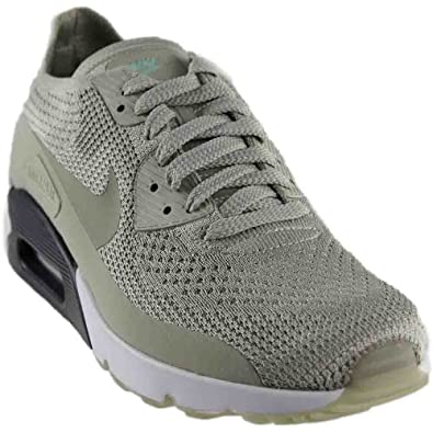 Buy Nike Mens Air Max 90 Ultra 2.0 Flyknit, Pale GreyPale