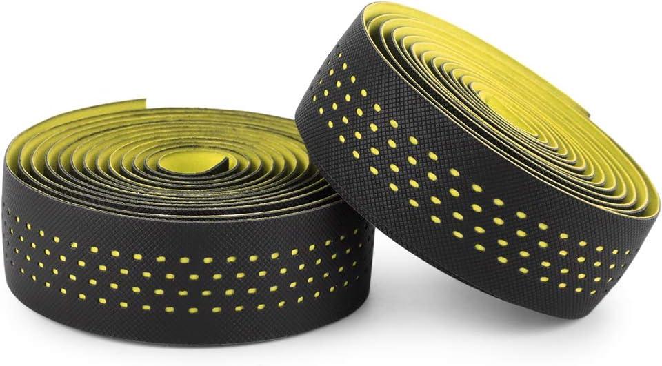 Bike Handlebar Tapes Non-Slip Breathable MTB Bicycle Cycling Bar Band Belt Wrap