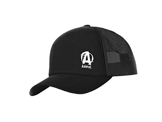 cc392ef03e98b Universal nutrition animal black flexfit cap  Amazon.co.uk  Clothing