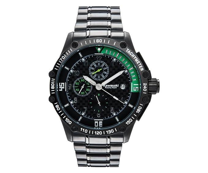 Kawasaki Sport Kawasaki - Reloj de pulsera Hombre: Amazon.es: Ropa y accesorios