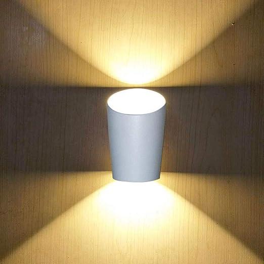 Iluminación de pared XL Apliques de Pared LED Modernos ...