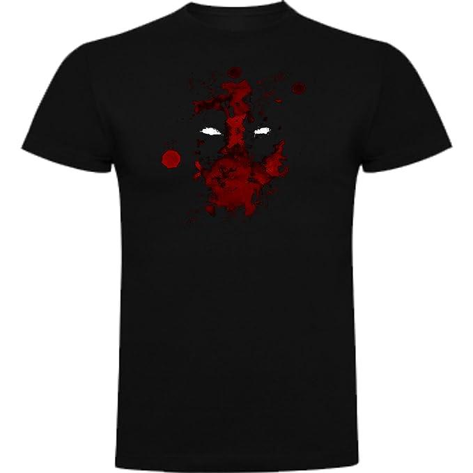 Camiseta de Hombre Deadpool Comico Comic oCtlKHMZ