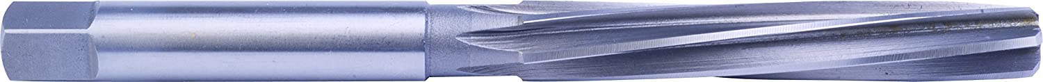 Professional hand reamer DIN 206 B, HSS reamer, spiral grooved, sizes: 1.0 mm - 30.0 mm WEPO