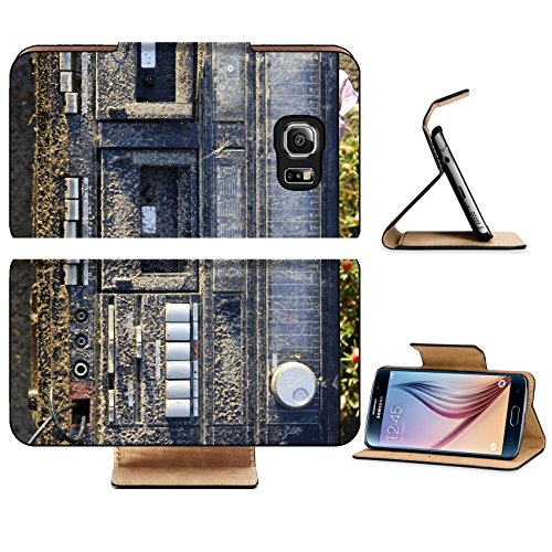 Liili Premium Samsung Galaxy S6 Edge Flip Pu Leather Wallet Case Electronic waste Photo 2481135 Simple Snap Carrying (Gift Card Electonic compare prices)