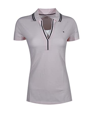 Tommy Hilfiger Abby - Polo para Mujer - Rosa - XX-Large: Amazon.es ...