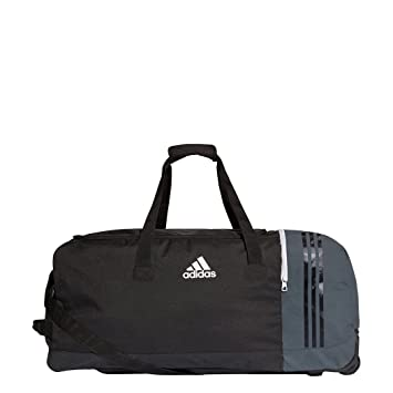 adidas Tiro Teambag - Black Dark Grey White 732dc485b98c1