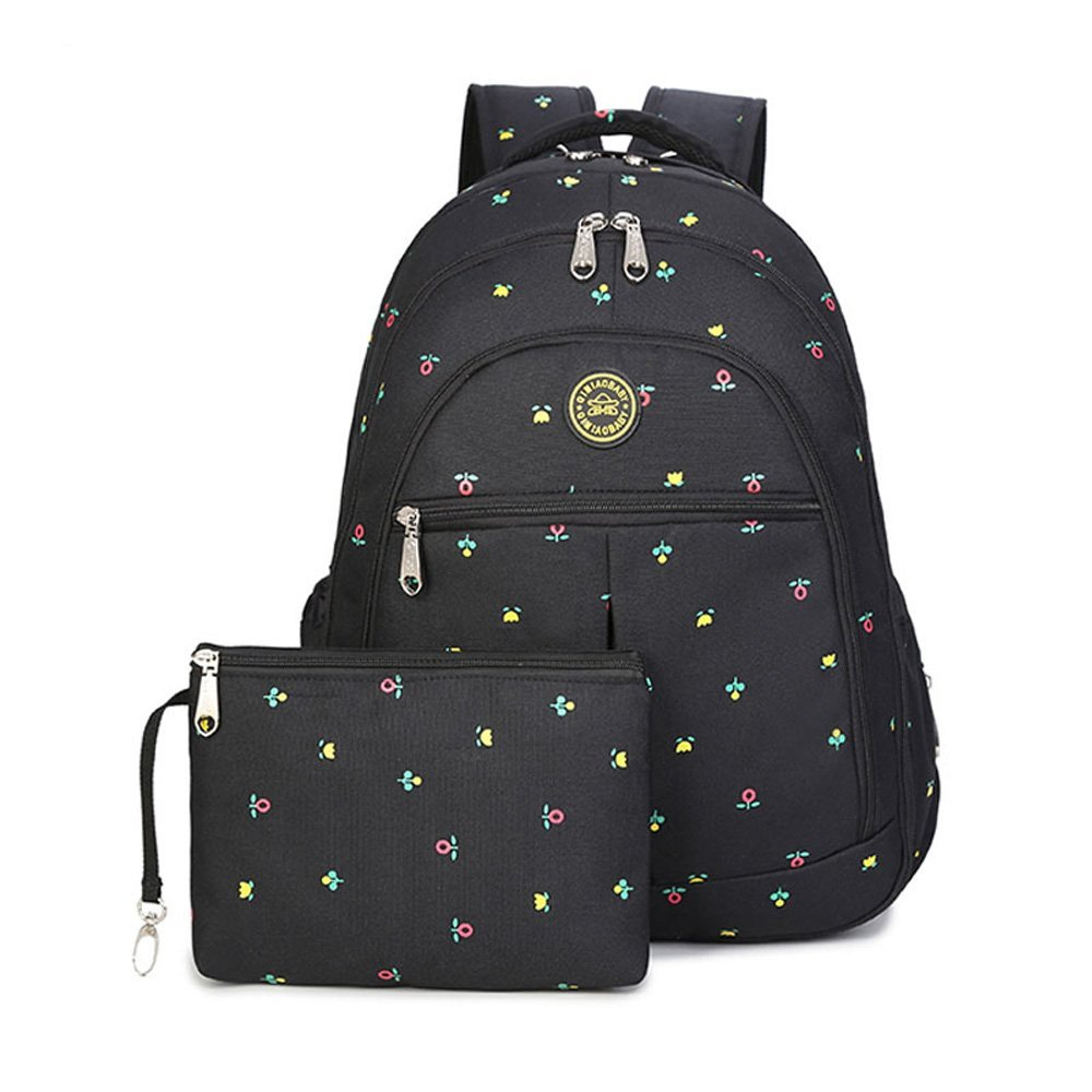 Amazon.com : YuHan Baby Diaper Travel Backpack Insulation Bag Carry Pouch Fit Stroller Black : Baby
