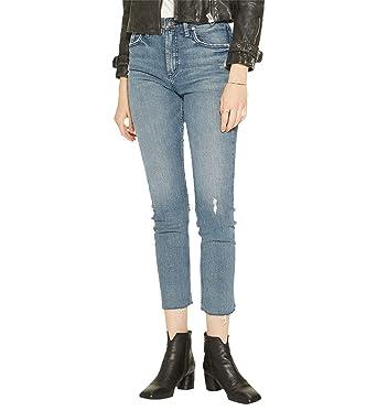 29141c37245 Amazon.com  Silver Jeans Co. Women s Plus Size Frisco High Rise Straight Leg   Clothing