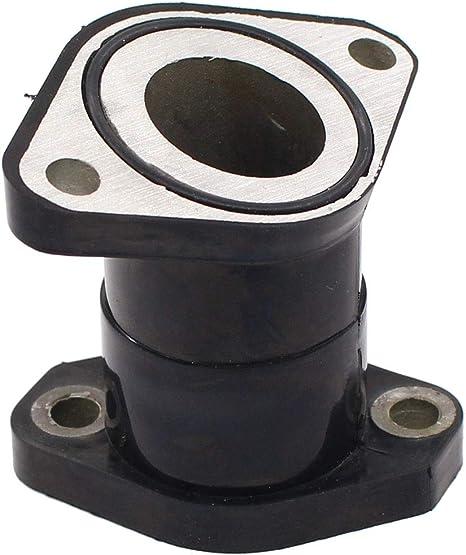 Carb Carburetor Intake Flange Boot For Yamaha Grizzly Kodiak YFM400 YFM450 00-16