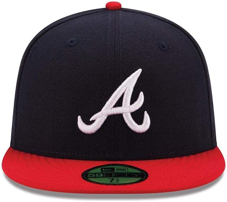 /Casquette pour Homme New Era 5950/TSF Atlanta Braves HM/ 5950 Tsf Atlanta Braves HM Homme