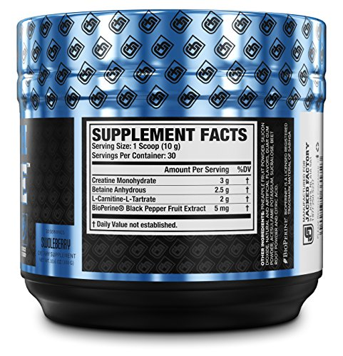 GROWTH-SURGE-Post-Workout-Muscle-Builder-With-Creatine-Betaine-L-Carnitine-L-Tartrate-Daily-Muscle-Building-Recovery-Supplement-30-Servings-SWOLEBERRY-Flavor