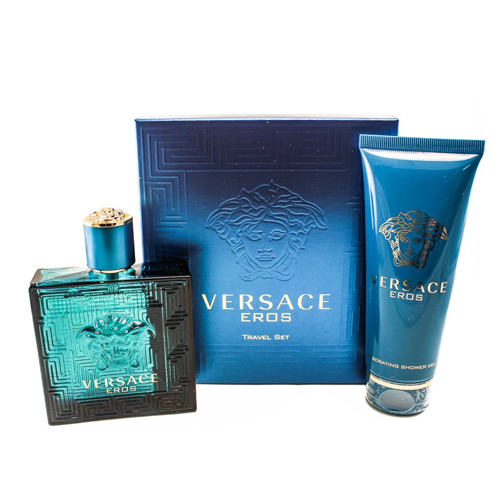 Versace Eros Fragrance Set, 2 Count by Versace