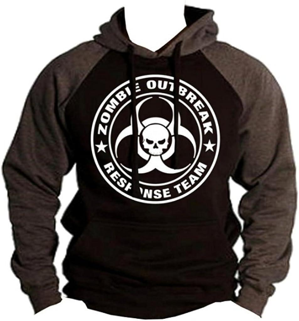 Zombie Response Team Navy Adult T-Shirt