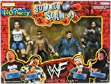 WWE WWF Summer Slam '99 Expect No Mercy - The Rock, Stone Cold Steve Austin, Vince McMahon and Undertaker