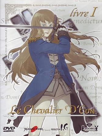 Amazon Com Le Chevalier D Eon Livre I Volume 01 Episodi