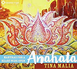 Image of the product MALIATINA ANAHATA CD NEW that is listed on the catalogue brand of imusti.