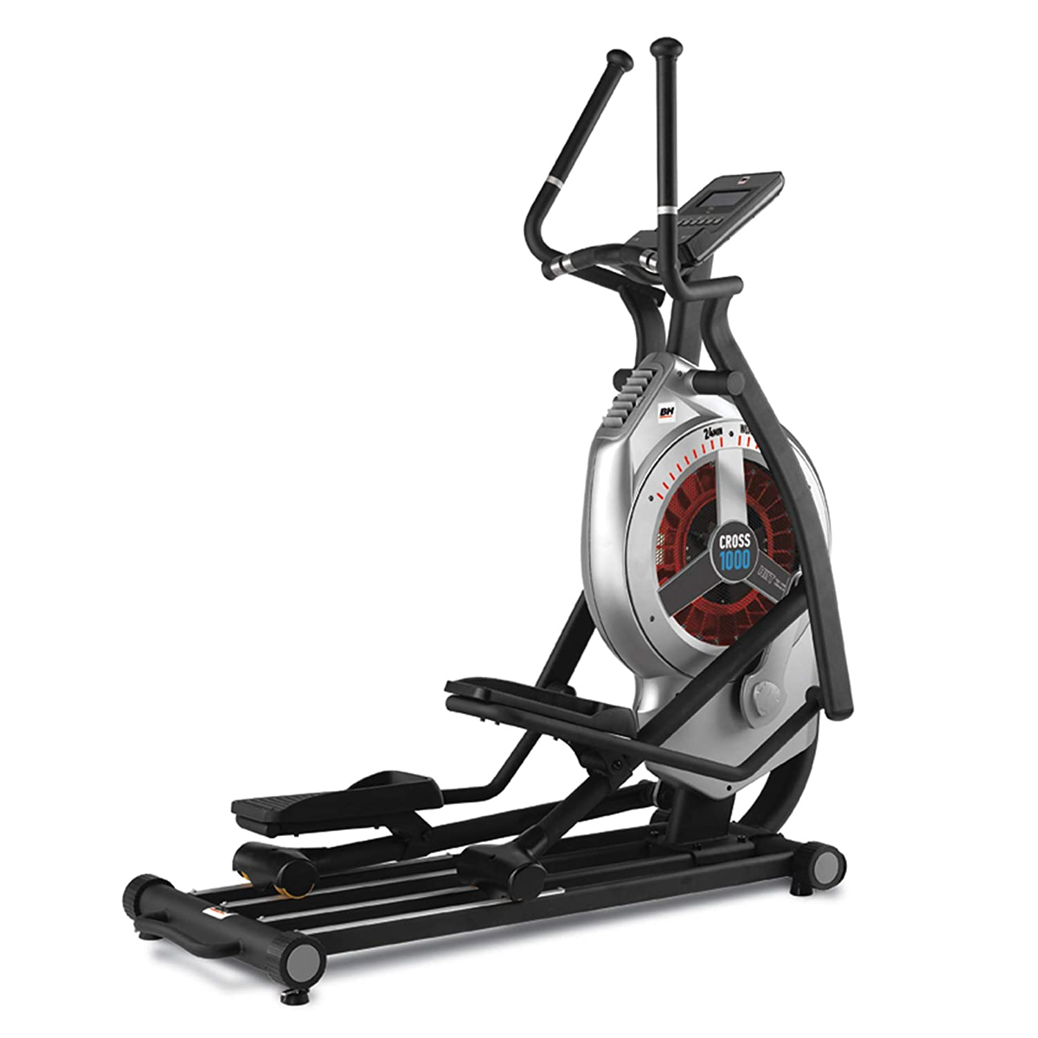 BH Fitness - Bicicleta elíptica cross1000 Dual: Amazon.es ...