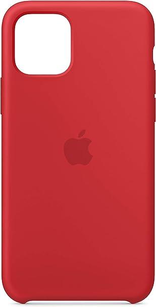 Image ofApple Funda Silicone Case (para el iPhone 11 Pro) - (Product) Red