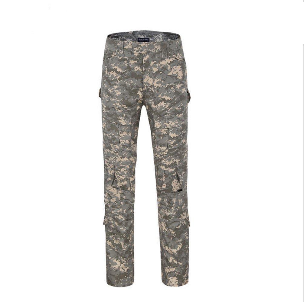 Mens Shirt Long Sleeve Tactical Military Shirt Outdoor Combat Shirt