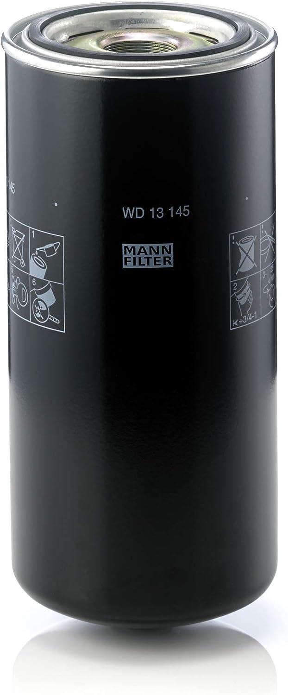 Mann Filter Wd13145 Original Mann Filter Hydraulikfilter Wd 13 145 Für Industrie Land Und Baumaschinen Auto