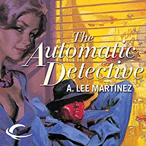 The Automatic Detective Hörbuch