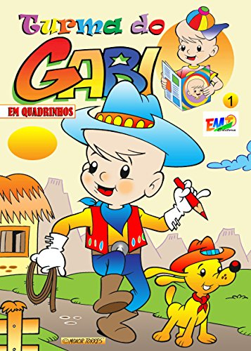 Turma do Gabi 01 - Comic: Gabi and his friends (Turma do Gabi - Comic) (Portuguese Edition)