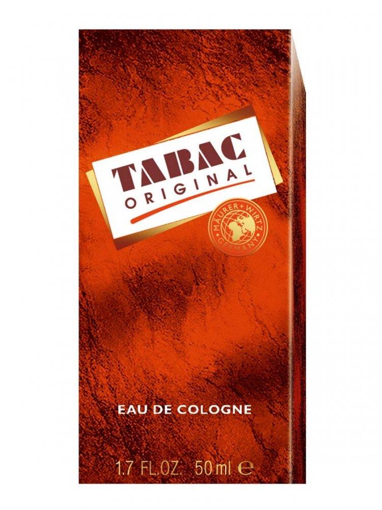 Tabac Original - Eau De Cologne Vaporisateur 50 Ml - pour Homme Maurer & Wirtz