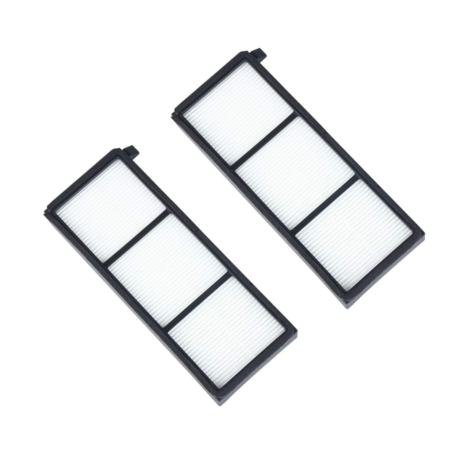 iVict 1 Pack Replacement For Shark Ion Robot Vacuum Filter Fits RV700 RV720 RV750 RV750C /& RV755 Models