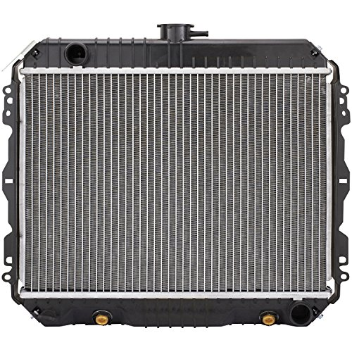 Spectra Premium Cu638 Complete Radiator