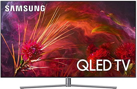 Samsung QE65Q8FNATXZT TV QLED 65 pulgadas Q8FN Serie 8, Televisor Smart 4K UHD, HDR, WiFi, (2018) (Reacondicionado): Amazon.es: Electrónica