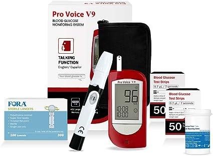 kits de prueba de diabetes cetona tipo 2