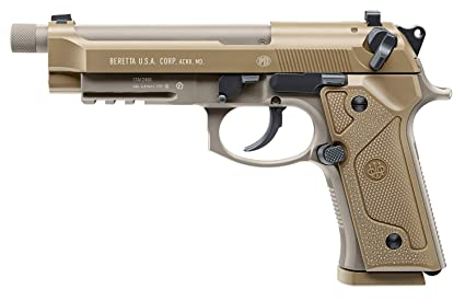 Amazon.com: Beretta M9A3 – Pistola de metales completos de ...