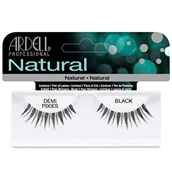 c170a5e9e2a Amazon.com : Ardell Invisibands Demi Pixies Black : Fake Eyelashes And  Adhesives : Beauty