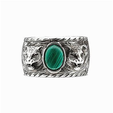 7457341ce Amazon.com: Gucci Garden Ring 7 1/2(USA)-O 1/2(UK) YBC461991001016: Jewelry