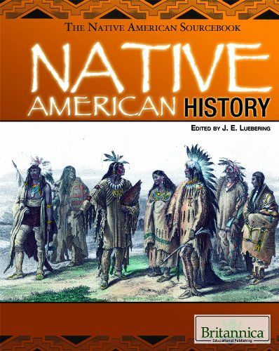 Download Native American History (Native American Sourcebook (Hardcover)) pdf epub