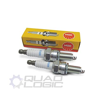 Amazon.com: Polaris RZR 1000 TURBO (2016-18) UTV Spark Plug NGK MR8F - 3022809 3023173 (PAIR): Automotive