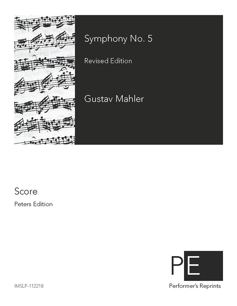5 - Score: Gustav Mahler: Amazon.com: Books