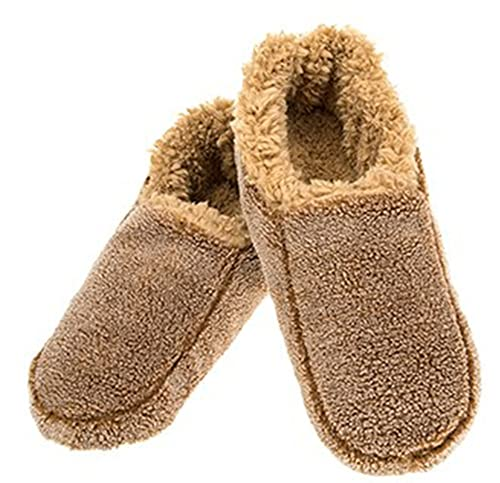 6217e8354437 Snoozies Mens Slippers ~ Soft